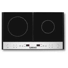 amazon com inducto dual induction cooktop counter top burner