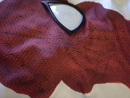 luna u0027s ultimate spider man build orhadar print pic heavy