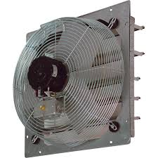 shutter exhaust fan 24 tpi shutter mounted direct drive exhaust fan 24in model ce 24