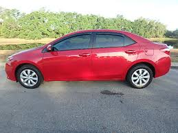 how much is a toyota corolla 2015 used toyota corolla 4dr sdn le cvt at central florida toyota
