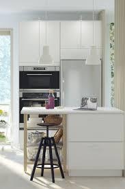 cuisine bois et blanche cuisine ikea blanche et bois 460 best cuisines aménagement