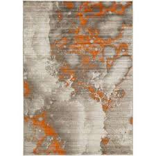 Burnt Orange Area Rugs Burnt Orange Area Rugs Rugs The Home Depot