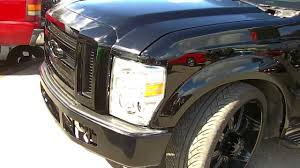 Ford Excursion New Excursion With New Style Front End Conversion On 26