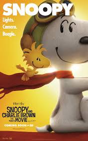 new posters for snoopy and brown the peanuts