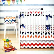 Grey Chevron Crib Bedding Set Chevron Baby Bedding Popular Chevron Crib Bedding Baby Room Hot
