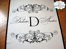 personalized aisle runner aisle runner wedding aisle runner custom wedding aisle