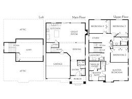 dr horton homes floor plans bradford 3750 westridge edgewood washington d r horton