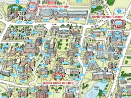 Colorado College Campus Map by 100 Gt Campus Map 100 Ut Campus Map No Title Construction
