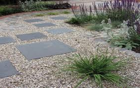 garden design front garden ideas gravel interior design intended