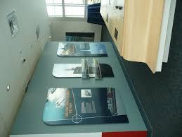 visitors center design fabrication and installation portfolio