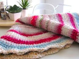 Where To Buy Rag Rugs How To Make A Colourful Crochet Rag Rug With Recycled Fabrics