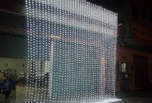 lights nets decor inspirations
