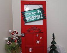 the grinch christmas decorations top 40 christmas door decoration ideas from grinch
