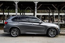 Bmw X5 Grey - taking delivery x5 xdrive50i