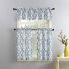 Shower Curtain With Pockets Kitchen Curtains U0026 Bathroom Curtains Jcpenney