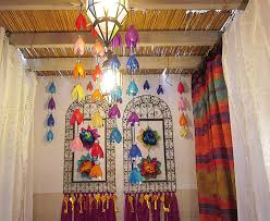 sukkah decorations a sukkah with soda bottle flowers in rainbow colors creative