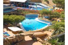 Magic Rock Gardens Magic Rock Gardens Hotel In Benidorm Costa Blanca Spain