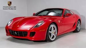 gtb fiorano 599 gtb fiorano for sale carsforsale com