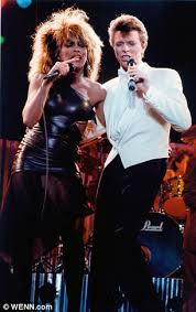 Ike Tina Turner Halloween Costumes Tina Turner Taught Mick Jagger Dance Daily Mail