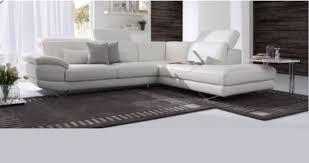 univers du canapé panoramique contemporain sur univers du cuir