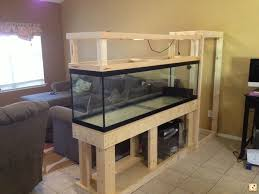 custom room dividers furniture captivating fish tank room divider for contemporary