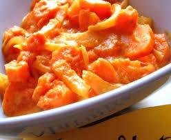 cuisiner avec du lait de coco carottes au lait de coco recette de carottes au lait de coco