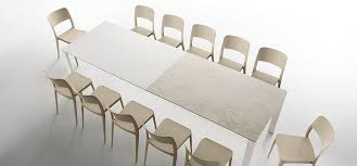 Extendable Meeting Table Badù L Extendable Table Midj