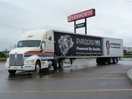 kenworth truck company kenworth t700 paccar mx to be showcased at kenworth toronto today