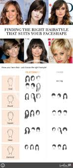 haircut based on your shape haircuts to flatter your face shape