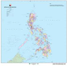 Philippine Map Social Responsibility U2014 The Next Escape
