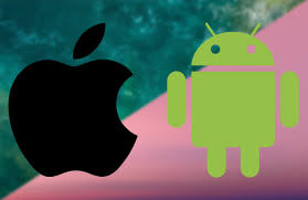 iphones vs android iphone vs android a look at competitive past and rather cut