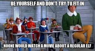 Elf Movie Meme - elf imgflip