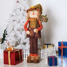 thanksgiving decorations clearance homcom 64 5