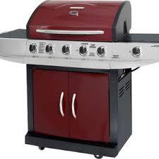 Backyard Grill 5 Burner Gas Grill Reviews Brinkmann 5 Burner Gas Grill With Side Burner 810 2545 W Reviews