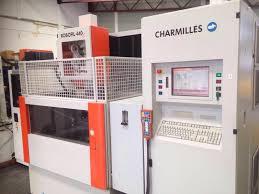 charmilles robofil 440cc submerged 5 axis cnc wire edm