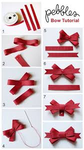ribbon bow best 25 ribbon bow tutorial ideas on diy bow ribbon
