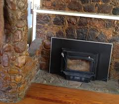 Cleaning Bricks On Fireplace by Help Old Stain Has Yellowed Natural Stone On My Fireplace Hometalk