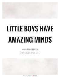 boys amazing minds picture quotes