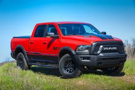 ram spices up 1500 rebel with new delmonico red paint motor trend