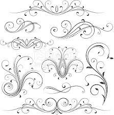 decorative ornaments stock vector 482967065 istock