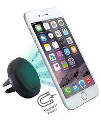 porta iphone 5 auto techere airmag360 supporto magnetico universale di alta qualit罌