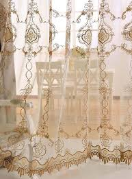 3 Inch Rod Pocket Sheer Curtains 21 Best Sheer Scarf Curtain Images On Pinterest Scarf Curtains