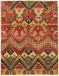 Ikat Outdoor Rug by Suzani U0026 Ikat Designs Gallery Ikat Design Rug Hand Knotted In