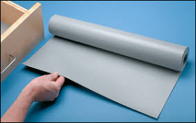 DrawerShelf Liner Lee Valley Tools - Kitchen cabinets liners