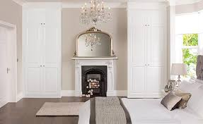 Sharps Bedrooms Fitted Bedroom Furniture  Wardrobes - White bedroom furniture northern ireland