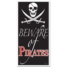 pirate halloween decorations props and ideas