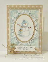 330 best snowman cards images on pinterest snowman cards