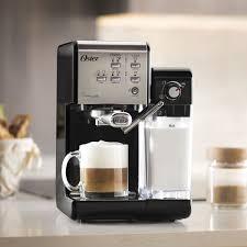 italian espresso maker oster prima lattee 19 bar italian pump espresso cappuccino