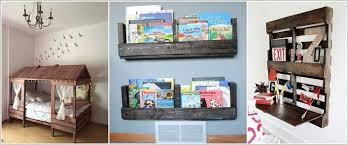 5 cool diy pallet furniture ideas for your kids u0027 room