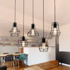 Edison Pendant Lights New Edison Vintage Ceiling Light Pendant L Fixture Chandelier